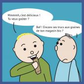 [Cartoon] Le développement durable, c'est le credo de l'EAP