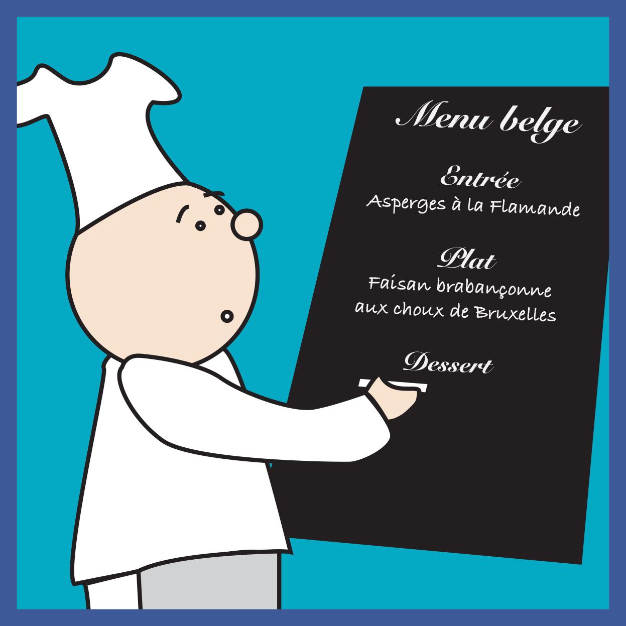 [Cartoon] État fédéral, entités fédérées : éviter la soupe !