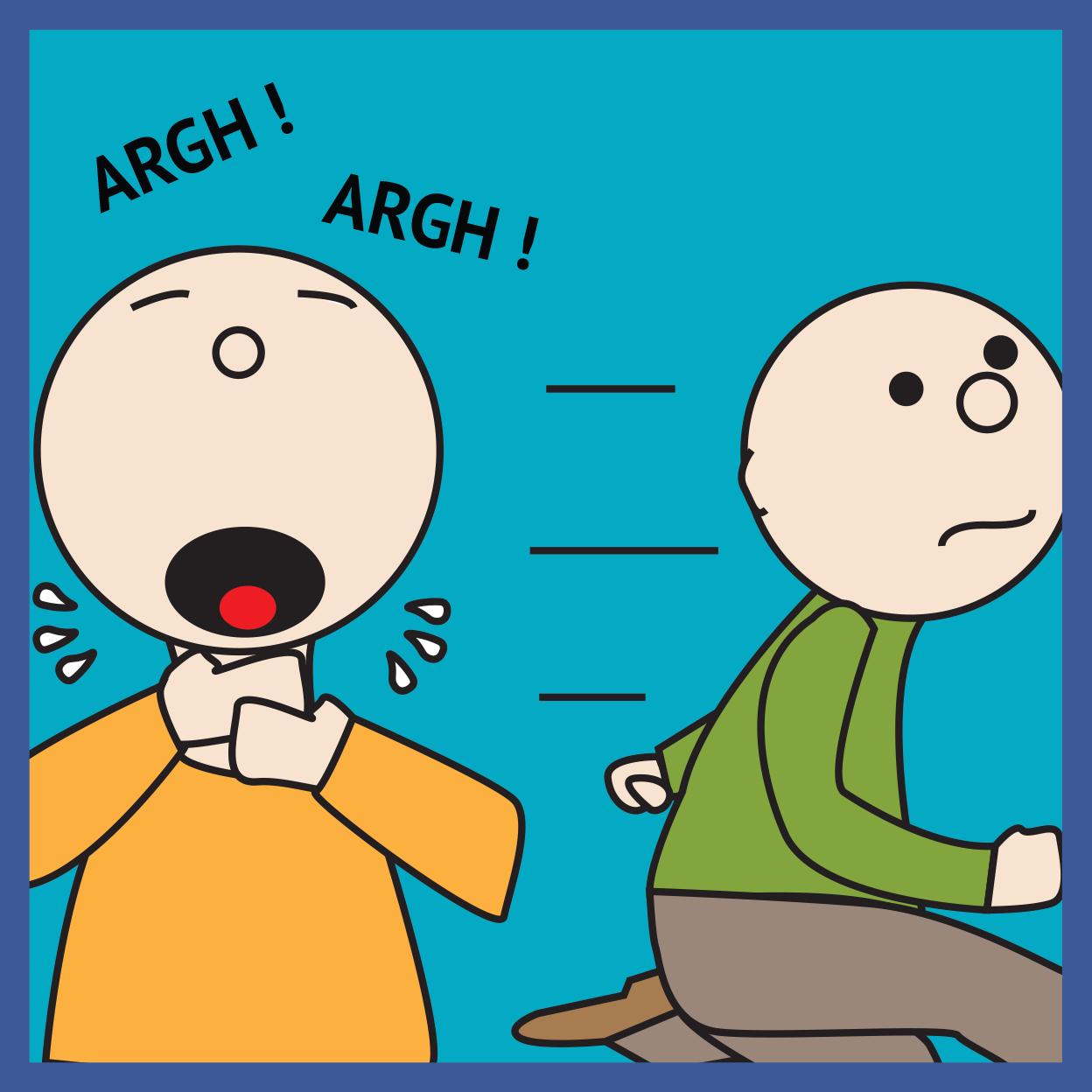 [Cartoon] Recyclage secourisme : actualisez vos gestes réflexes