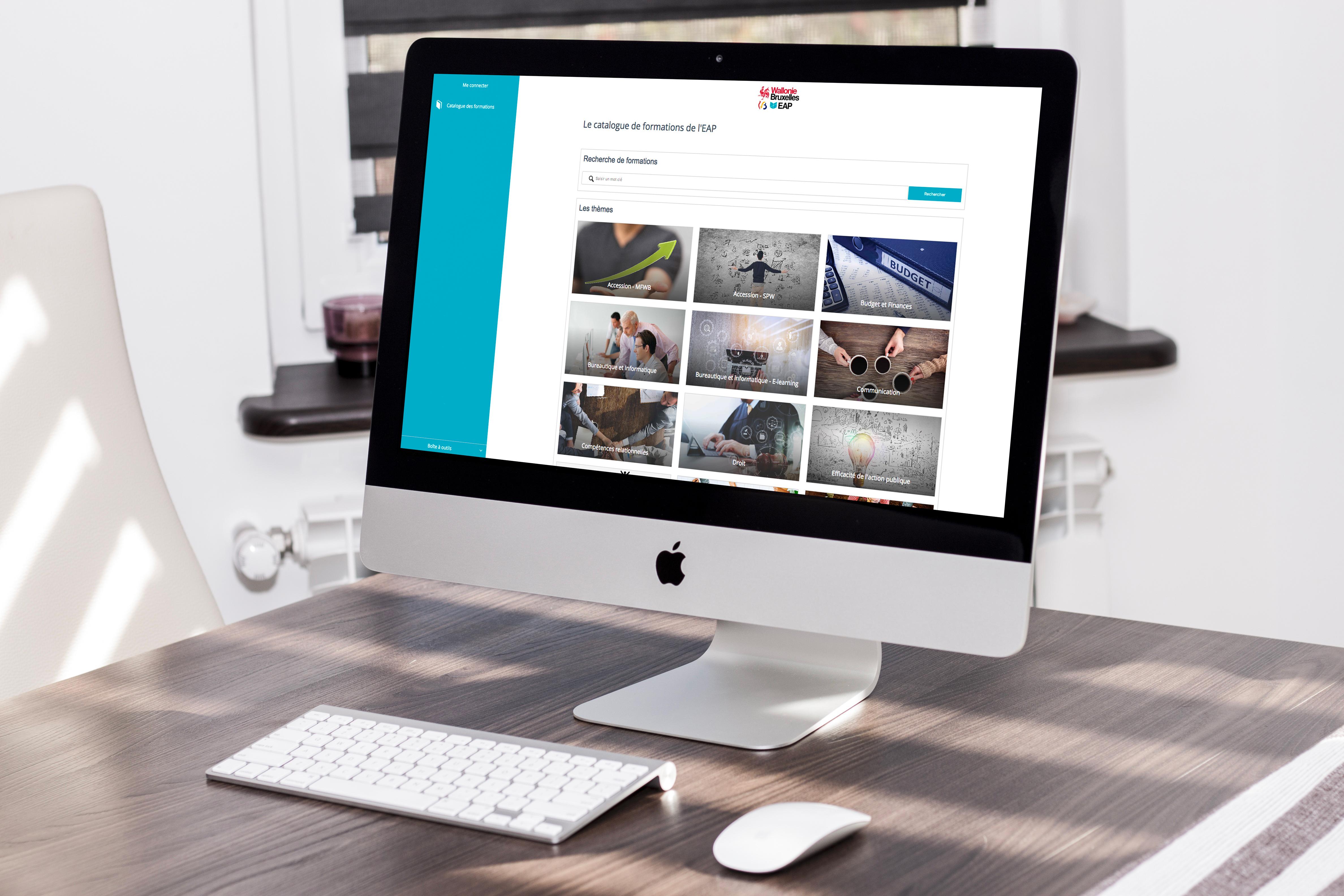 La plateforme : un espace collaboratif pour vos formations !