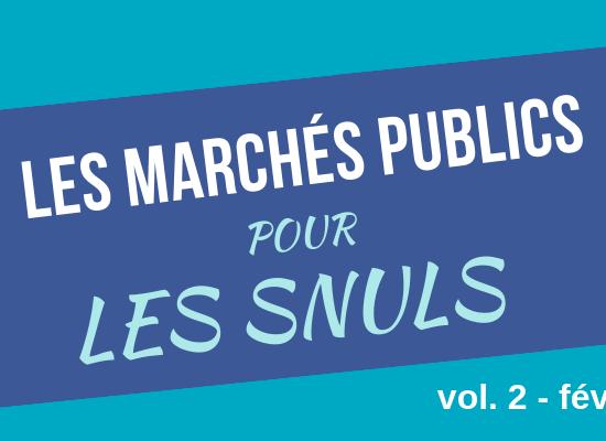 [Quiz] Marchés publics #2 : Droit d'accès, procédure ouverte, DUME