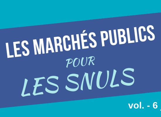 [Quiz] Marchés publics #6 : délai d'engagement, concurrence et variante