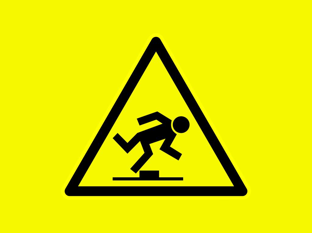Chute de plain-pied : tomber, ça n'arrive pas qu'aux autres