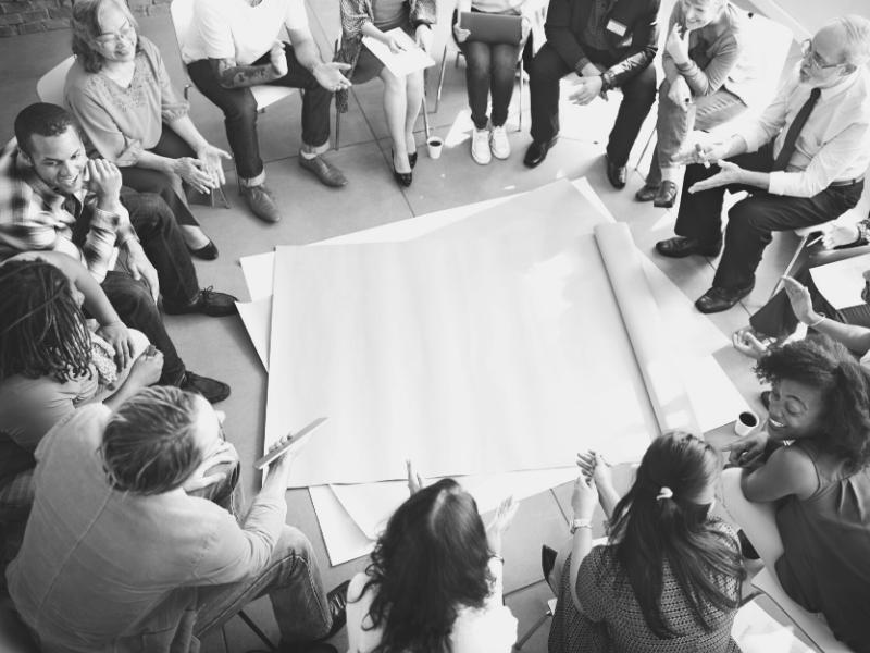 Les ateliers de l'EAP, ce sont des rendez-vous thématiques dédiés aux formateurs internes de l'École. Objectifs : se rencontrer, échanger, découvrir.