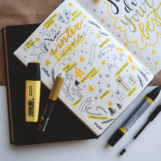 Le bullet journal : un outil pour (vraiment) mieux s'organiser