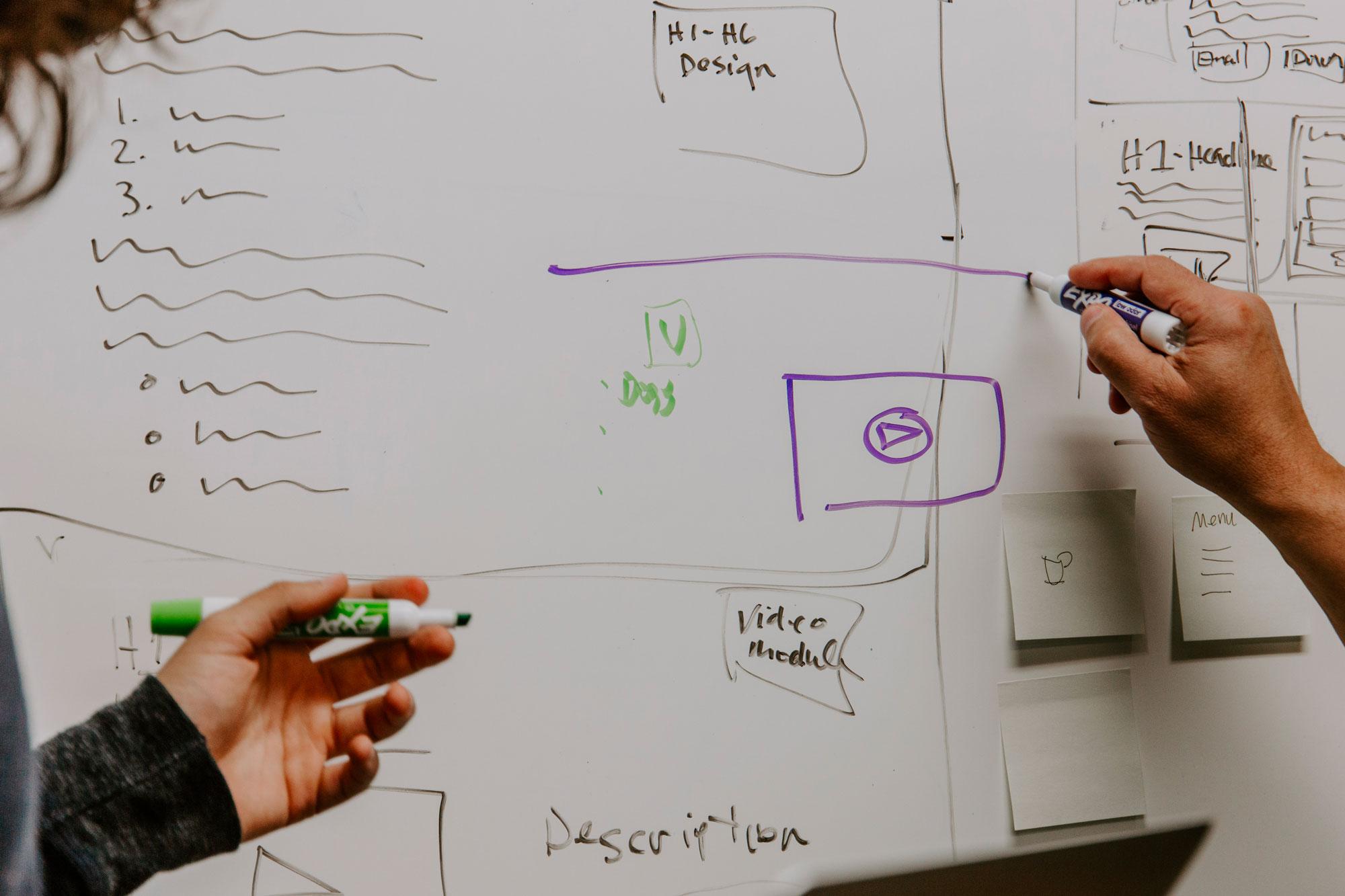 Le sketchnoting ou quand le croquis s'invite en réunion
